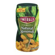 Emerald Supplements Simply Natural Almonds