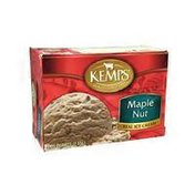Kemps Ice Cream, Real, Maple Nut