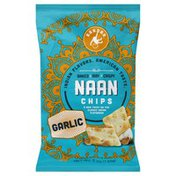 Bandar Naan Chips, Garlic
