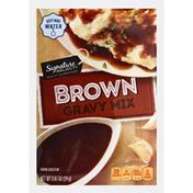 Signature Select Gravy Mix, Brown