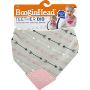 BooginHead Teether Bib, Arrows