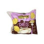 Fresh Thyme Cheese Ravioli Ovals