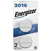 Energizer Lithium Batteries, 2016