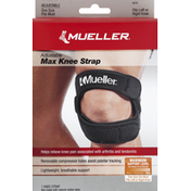 Mueller Knee Strap, Max, Adjustable, One Size Fits Most