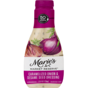 Marie's Market Reserve Caramelized Onion & Sesame Seed Dressing