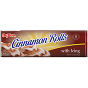 Hy-Vee Cinnamon Rolls, with Icing