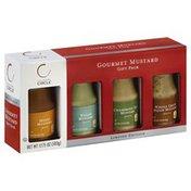 Culinary Circle Mustard, Gourmet, Gift Pack