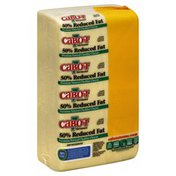 Cabot Cheese, Cheddar, 50% Reduced Fat