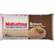 Mahatma Whole Grain Brown Rice