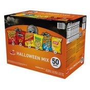 Frito Lay's Halloween Variety Pack Cube Snacks