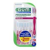 GUM Proxabrush Go-Betweens Cleaners Moderate - 10 CT