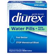 Diurex Water Pills + Pain Relief