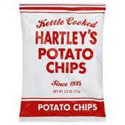Hartleys Potato Chips, Kettle Cooked