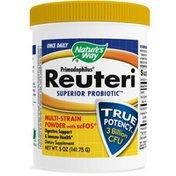 Nature's Way Primadophilus® Reuteri Probiotic Powder