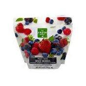 The Fresh Market Frozen Mixed Berries