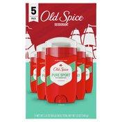 Old Spice Deodorant For Men, Aluminum Free