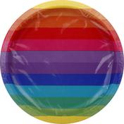 First Street Plates, Rainbow