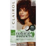 Clairol Natural Instincts Hair Color, Cinnaberry Medium Auburn 5R