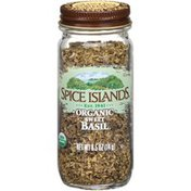 Spice Islands Organic Sweet Basil