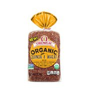 Brownberry/Arnold/Oroweat Organic Quinoa & Wheat Bread