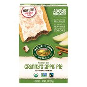 Nature's Path Frosted Granny Apple Pie Toaster Pastries