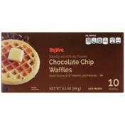 Hy-Vee Waffles, Chocolate Chip