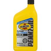 Pennzoil Motor Oil, Full Synthetic, SAE 5W-30