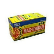 Trace Minerals Research Max-Hydrate Endurance Supplement