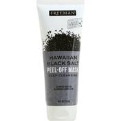 Freeman Peel-Off Mask, Hawaiian Black Salt, Deep Cleansing