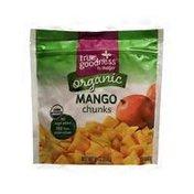 Meijer True Goodness organic MANGO chunks