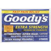 Goody Headache Powders, Extra Strength