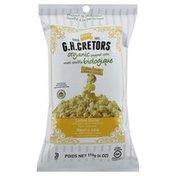 Gh Cretors Popped Corn, Salted Butter
