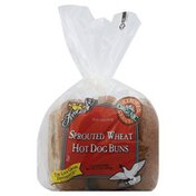 Food for Life Hot Dog Buns, Sprouted Wheat