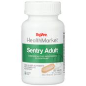 Hy-Vee Healthmarket, Sentry Adult Over 30 Key Nutrients For Complete Nutrition Multivitamin & Multimineral Supplement Tablets