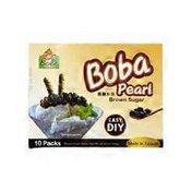 Bolle Boba Pearl Brown Sugar Latte