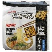 Shirakiku Japanese Style Noodle, Tokusen Sio Ramen