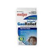 Meijer Infants' Gas Relief Simethicone 20 Mg Antigas