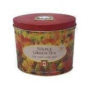 H.I. Maple Green Tea Tin
