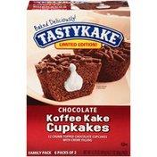 Tastykake Chocolate Koffee Kake Cupcakes