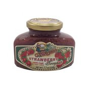 Albergian Strawberry Compote