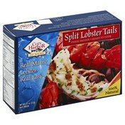 Cozy Harbor Lobster Tails, Split