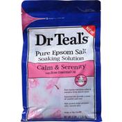 Dr. Teal's Pure Epsom Salt, Calm & Serenity