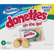 Hostess Glazed Donettes Donuts Snack Size