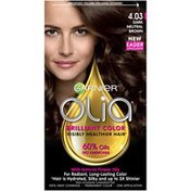 Olia™ 4.03 Dark Neutral Brown Oil Powered Permanent Color