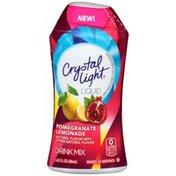 Crystal Light Pomegranate Lemonade Liquid Drink Mix