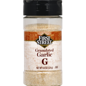 First Street Garlic, Granulated