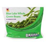 SB Whole Green Beans, Blue Lake