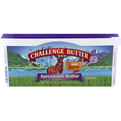 Challenge Butter, Spreadable, with Canola Oil