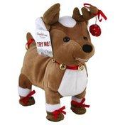 Chantilly Lane Jingles Reindeer, 11 Inch