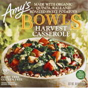 Amy's Kitchen Frozen Bowls, Harvest Casserole, Vegan, Gluten Free